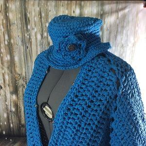 NEW Sweater/Hat Set